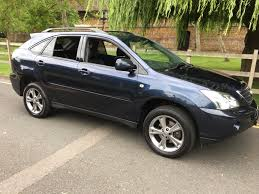 lexus rx 400h executive limited edition used 2006 lexus rx 400h se l cvt for sale in canterbury kent