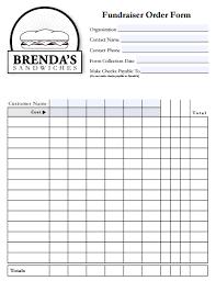 6 fundraiser order form templates website wordpress blog