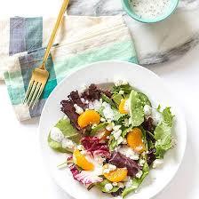 orange poppy seed summer salad