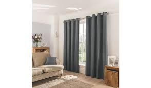 Asda Nursery Curtains George Home Charcoal Eyelet Curtains Home U0026 Garden George At Asda
