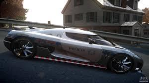 koenigsegg phantom koenigsegg agera polish highway patrol police for gta 4