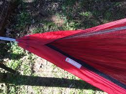 fs cave creek hammock integrated bugnet 11 3 oz backpacking
