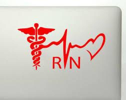 Chandelier Sign Medical Medical Symbol Decal Etsy