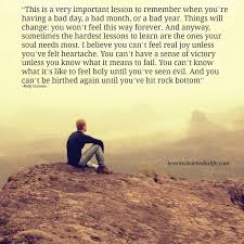 Hit The Floor Meaning - best 25 rock bottom quotes ideas on pinterest rock bottom