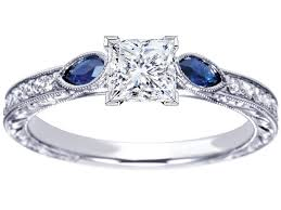 Princess Wedding Rings by Princess Engagement Rings From Mdc Diamonds Nyc