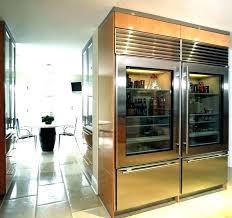 cabinet depth refrigerator dimensions best counter depth refrigerators sub zero counter depth refrigerator