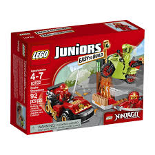 amazon com lego juniors snake showdown 10722 toy for 4 7 year