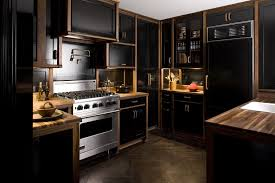 Black Kitchen Decorating Ideas Pleasing Black Kitchen Ideas Unique Small Kitchen Decoration Ideas