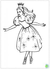 coloring pages nutcracker coloring pages barbie nutcracker