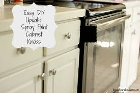best diy sprayer for kitchen cabinets spray painting cabinet knobs enough things jen