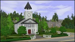Wedding Arches In Church Whimsett Cove U2013 Town Hall U0026 Church Greetings From Mt Geneva