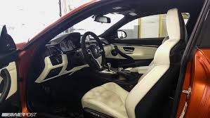Bmw Opal White Interior 2015 F82 M4 Canada Launch Edition Frozen Red And Opal White