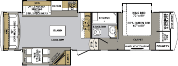 cardinal fifth wheels floor plans by forest river access rv