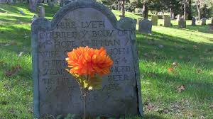 the oldest gravestones on cape cod youtube