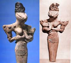 cow goddess hathor and ancient egyptian tattoos