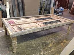 antique door tables