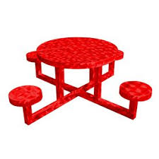 Furniture Enjoy Your Backyard With Perfect Picnic Tables Lowes by The 25 Best Round Picnic Table Ideas On Pinterest Outdoor