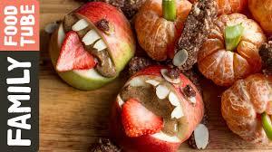 healthy halloween treats happy pear youtube