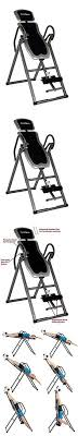 inversion table for neck pain inversion tables 112954 back extension machine lumbar spinal