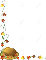 free thanksgiving borders happy border clip 3 gclipart