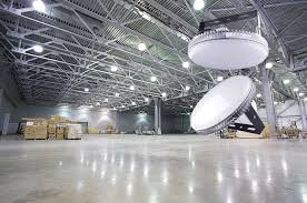 light industrial warehouse space led 120w high bay lighting light l warehouse industrial factory