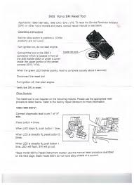100 2001 volvo s40 v40 service repair manual coil and spark