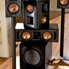 powered home theater speakers rc 52 ii center speaker klipsch