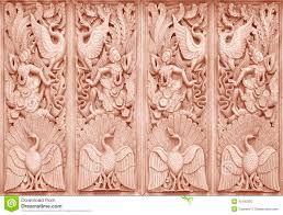 Wood Carving Free Download by Wood Carving Buddhist Stock Photo Image 43190350