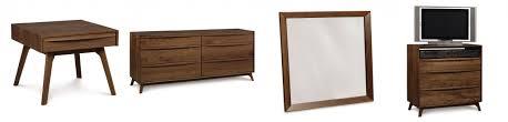 mid century modern bedroom furniture vermont woods studios