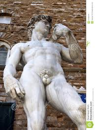 David Sculpture David Statue In Florence Italy Royalty Free Stock Photos Image