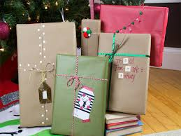christmas kraft wrapping paper christmas gift wrapping ideas using kraft paper southern couture