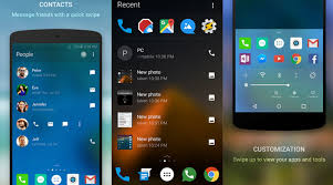 top launchers for android top 10 best launchers every android users must try technitab