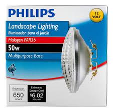 Philips Landscape Light Bulbs by Philips 415257 Landscape Lighting 36 Watt Par36 Flood Light 12