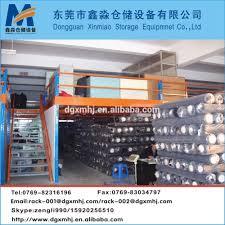 warehouse storage steel mezzanine floor racking warehouse storage