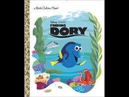Finding Nemo Story Book For Children Read Aloud Disney Pixar Finding Dory Read Along Aloud Story Book For Children