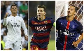 jugador mejor pagado del mundo 2016 top los 10 futbolistas mejores pagados del momento diario la prensa