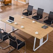 Office Desk Wholesale Shop Conference Table Office Furniture Commercial Furniture