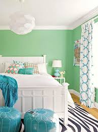 Bright Wall Colors  How To Apply Them Effectively Interior - Bright colored bedrooms