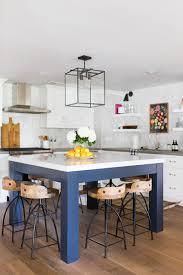 eat in island kitchen windsong tour basement kitchen living pool bath u2014 studio mcgee