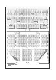 Royal Festival Hall Floor Plan Wicked Tickets London Musicals Apollo Victoria Theatre