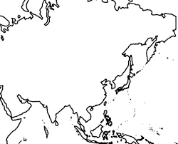asia map coloring page asian world map coloring page download u0026 print online coloring