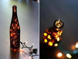 Diy Wine Bottle Decor by 17 Fascinatingly Beautiful Diy Wine Bottle Crafts To Accessorize