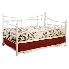 Schlafzimmer Bett Metall Amazon De Chantilly Bett W Ausziehbett Französischer Stil