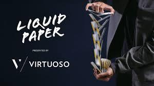 virtuoso cards cardistry virtuoso liquid paper feat the ss16 virtuoso deck