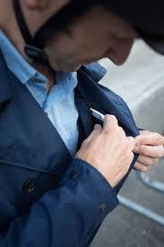 cycling coat cycling coat by hub and bespoke
