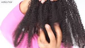 type of hair extensions win your own type 4 hair extensions