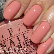 opi time for a napa from the new california dreaming summer