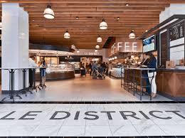 Cake Shop Floor Plan by Le District