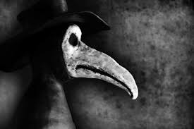 plague doctor s mask is the black coming and who s to blame hospitals
