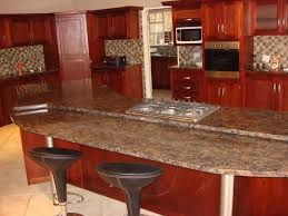 Kitchen With Maple Cabinets Granite Kitchen Countertops With Maple Cabinets Glass Door Wall